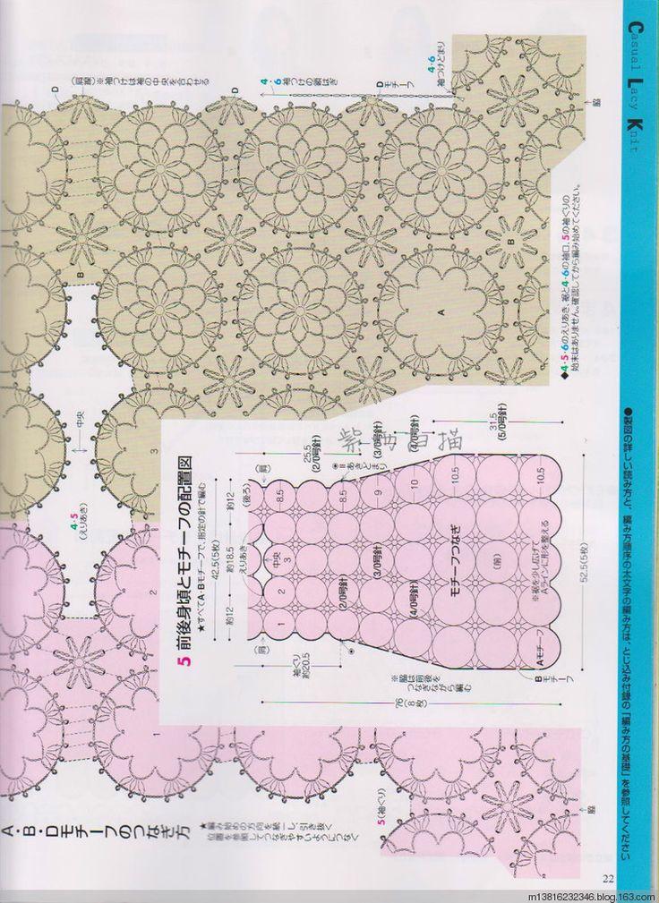 2014 Purple Rain scan hand for a great book - Purple Rain - Purple Rain.. Great blog, TONS of patterns, mags, etc..xx