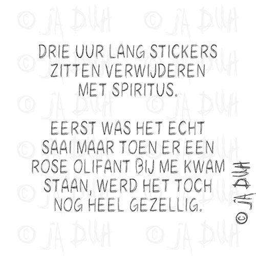 Toch nog heel gezellig. Ja Duh! #humor #spreuk #Nederlands #lachen #lol #quote #tekst #herkenbaar