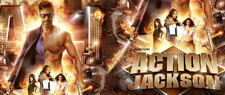 Action Jackson latest hindi movie watch full hindi movie online