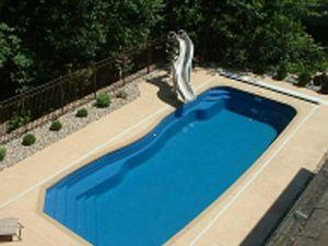 1000 Ideas About Fiberglass Inground Pools On Pinterest Fiberglass Swimming Pools Small