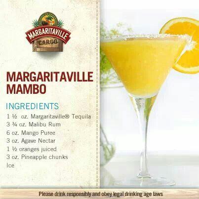 margarita machine recipes