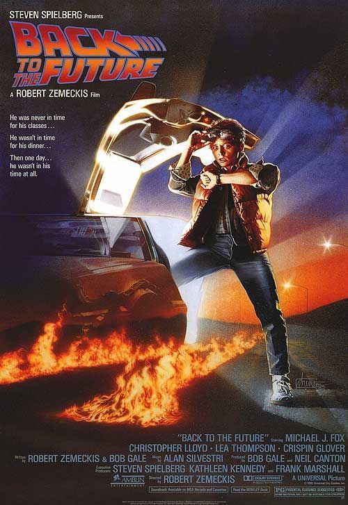 The Top 10 Robert Zemeckis Movies: 'Back to the Future'