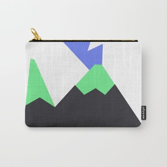 Tictoc Volcano Carry-All Pouch
