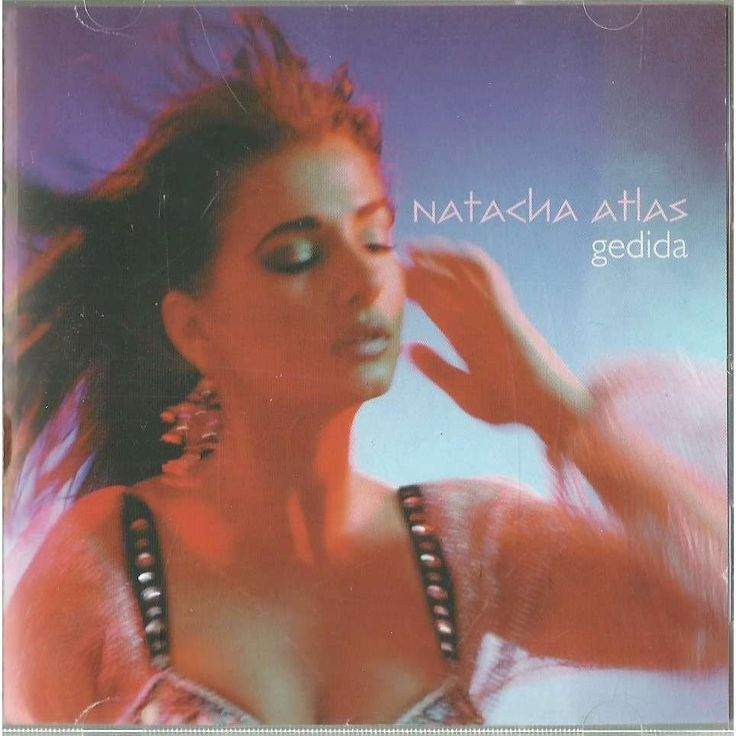 natacha atlas gelida CD