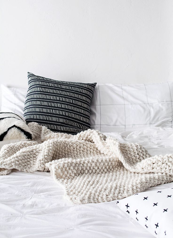 DIY Wool Blanket