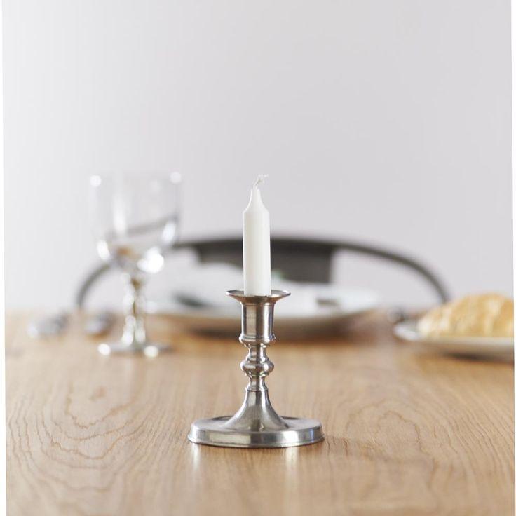 Pewter Candle Holder - Height: 12,5 cm (4,9″) - #pewter #candle #holder #peltro #portacandela #porta #candela #zinn #kerzenhalter #étain #etain #bougeoir #chandelier #peltre #tinn #олово #оловянный #gifts #giftware #home #housewares #homewares #decor #design #bottega #peltro #GT #italian #handmade #made #italy #artisans #craftsmanship #craftsman #primitive #vintage #antique