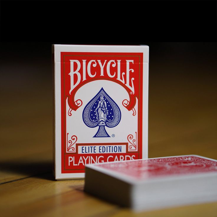 Bicycle Elite Playing Cards by Penguin Magic