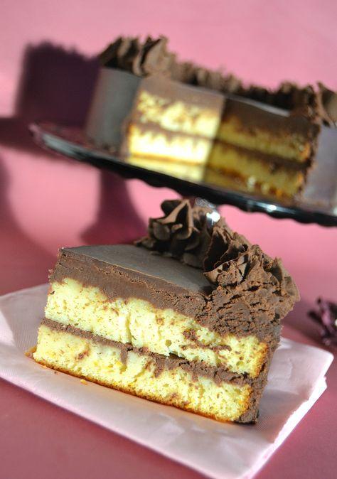 Tarta de chocolate y naranja #sugarfree   tarta-para-diabeticos