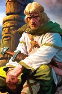 RUSSIA BEFORE RURIKS ~ Prince Burivoy (his name means 'the howling storm') was a descendant of Vandal and his son Vladimir the Ancient. He fought with vikings but failed and left for exile. Burivoy's son Gostomysl was called to rule Novgorod the Great. Gostomysl's rule is associated with the confederation of Northern tribes, and the foundation of Rurik's dynasty as he invited Rurik to rule Rus'. Gostomysl's daughter Umila was mother of Rurik and gave birth to the dynasty ~