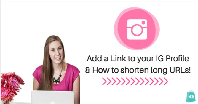 Today I want to show you how to put a link into your IG profile. You can put a link right to your website or if you are running a contest/sign up you can put a link to the lead capture page!