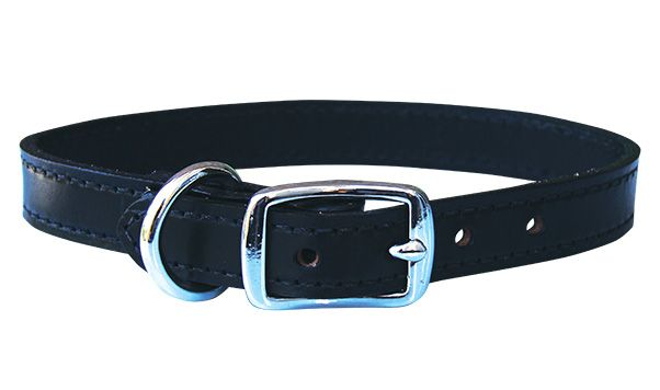 THE BRIARWOOD GRANDEUR (DOG0183-5) A stylish and durable everyday collar for your canine. Single-ply construction in premium English bridle leather for a smooth refined feel. Smoothed and darkened edge seal the leather for a finished look. Complete with precise even stitching for added durability and solid stainless steel buckle, snap and dee ring ensure this set is this best your canine can get.