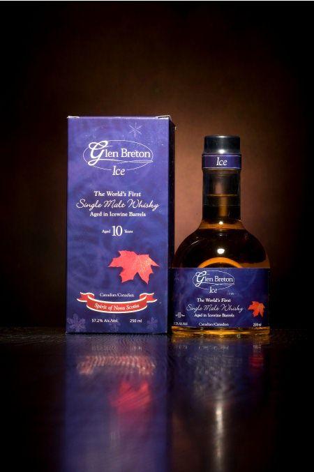 Glen Breton Rare ICE 10 Year Whiskey