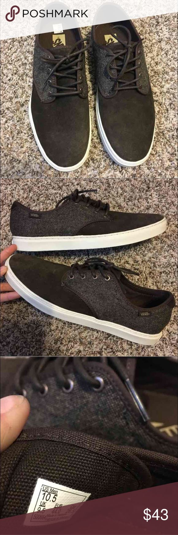 NWT Vans Suede Tweed Ludlow Low top OTW Collection Never worn! Comes with original box! Great condition as pictured! Real Suede!   This is a dead stock color style! No longer in production! OTW Collection Street Style   Originally priced $100! Over 55% OFF!   RARE FIND IN UNWORN CONDITION!   BUNDLE FOR EVEN MORE SAVINGS!  Check out the rest of my page for MORE Vans shoe Styles for sale! Vans Shoes