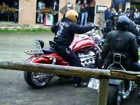 Boss Hoss-Treffen 2011 in Pullman City/Harz