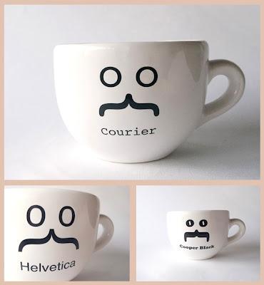Tazas para bigotudos y/o diseñadores