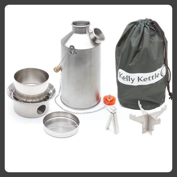 Everybody needs to eat right? ManCamping folks know how to do it right. Kelly Kettle Camp Stoves, Cooking Gear, Grills, Camp Cups... It's all here. Buy your Kelly Kettle on ManCamping.ca