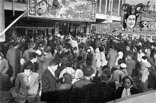 1965.1.2 at Myung Bo Theater, Seoul, Korea