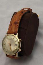 Jaeger-LeCoultre Memovox Herrenarmbanduhr aus den 1960er