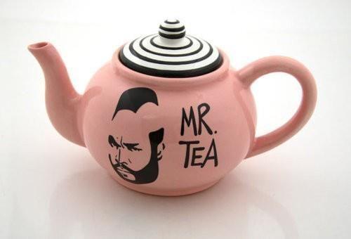 (Mr.) Tea TimeKitchens, Teas Time, Teas Pots, Teas Sets, Pink Teas, Teas Teapots, Tea Pots, Drinks, Kitsch