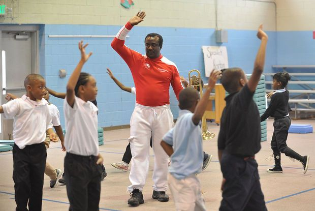 PE teachers at Hemphill Elementary in Birmingham's West End use dance to make exercise fun, teach life lessons | AL.com