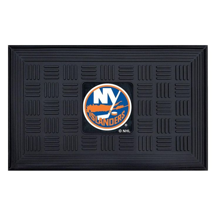 New York Islanders NHL Vinyl Doormat (19x30)