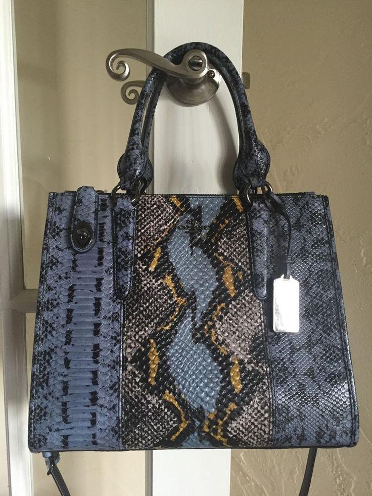 252 Best Coach Handbags Images On Pinterest