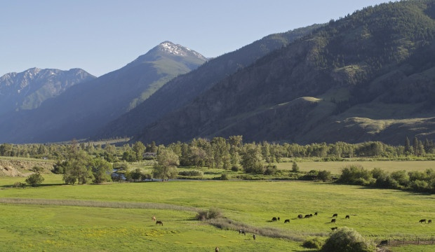 One of the top 6 underrated wine regions in the world - The Similkameen Valley Seven Stones Winery View, Similkameen Valley via TheWanderfullTraveler.com