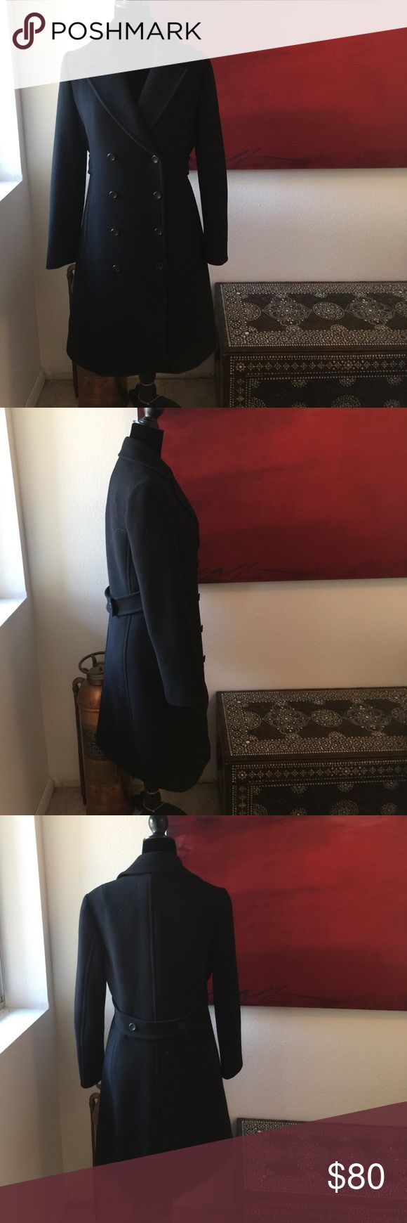The perfect long black pea coat! Worn but in great condition with no issues absolutely beautiful coat bundle for a better price! J. Crew Jackets & Coats Pea Coats