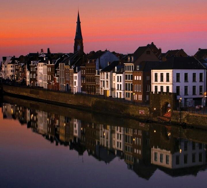 Maastricht....