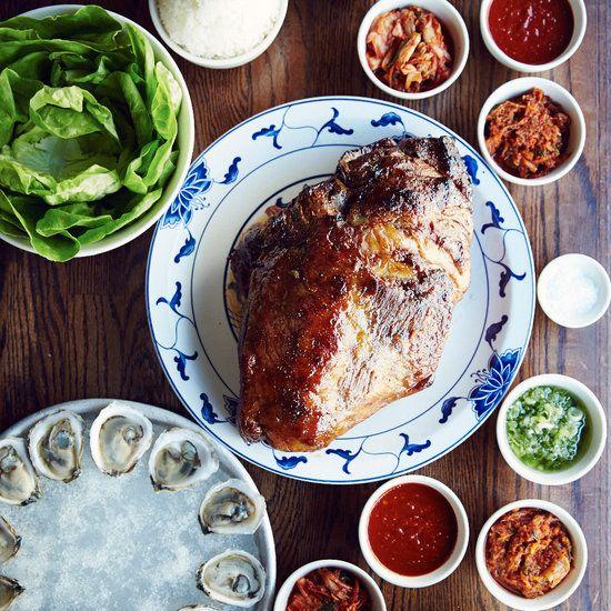 David Chang Classic: Momofuku Ssäm Bar | Food & Wine