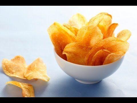 Technique de cuisine : Faire des chips maison