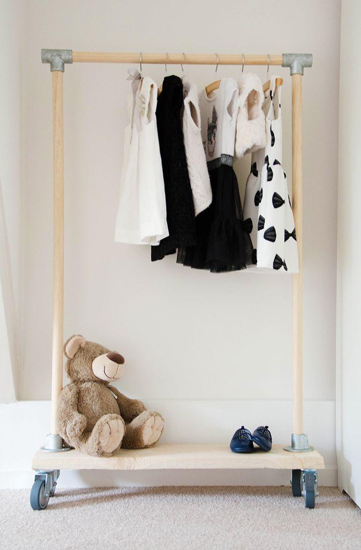 kledingrek kinderkamer - Google zoeken