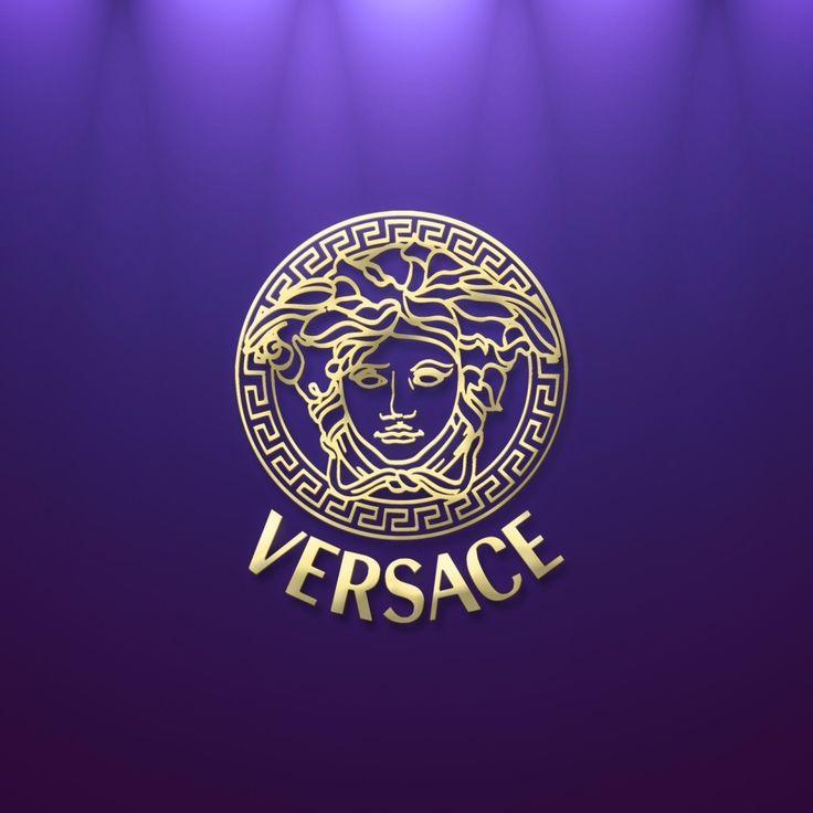 Versace Logo HD IPad Wallpaper 42100