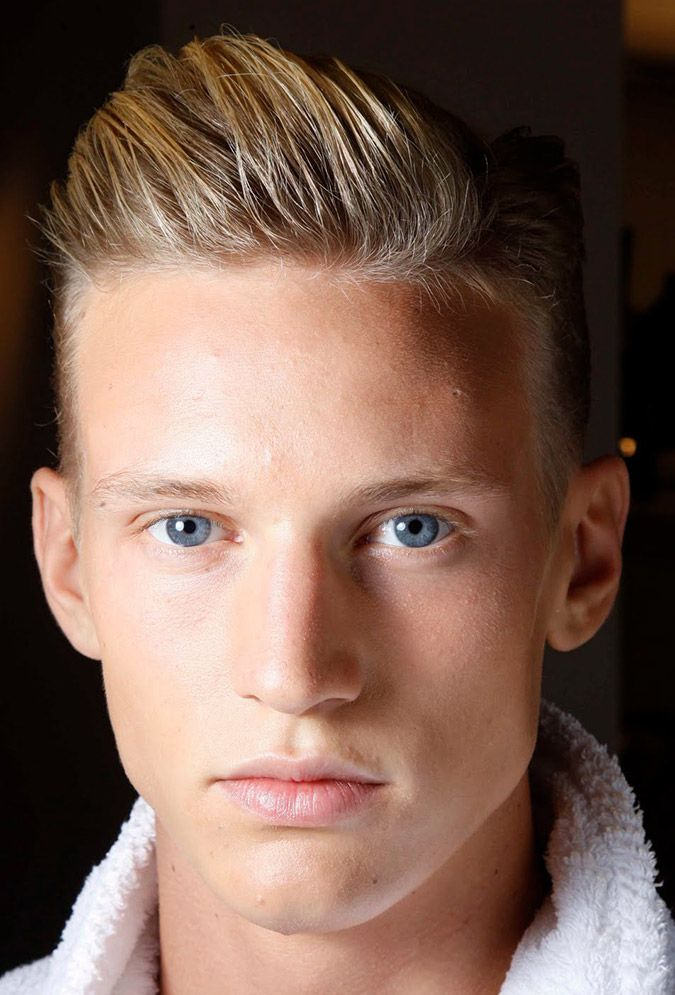 37 best images about Blonde Hairstyles for Men on Pinterest