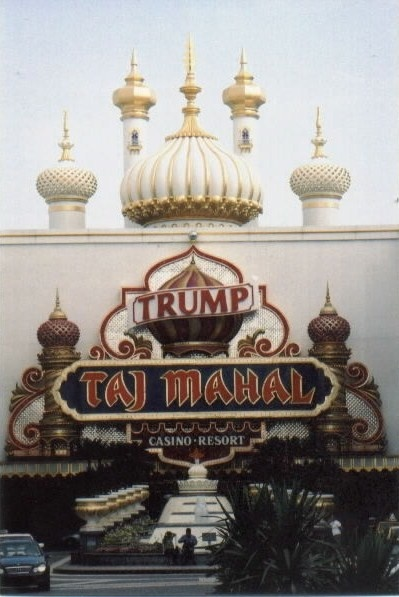 Trumps Taj Mahal Atlantic City, NJ