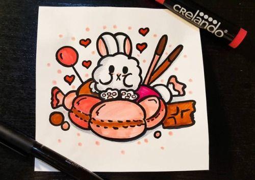 Kawaii sweets ,Bunny