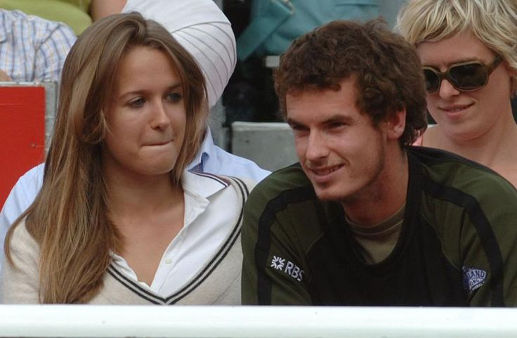 PHOTOS: Andy Murray's Gorgeous Girlfriend