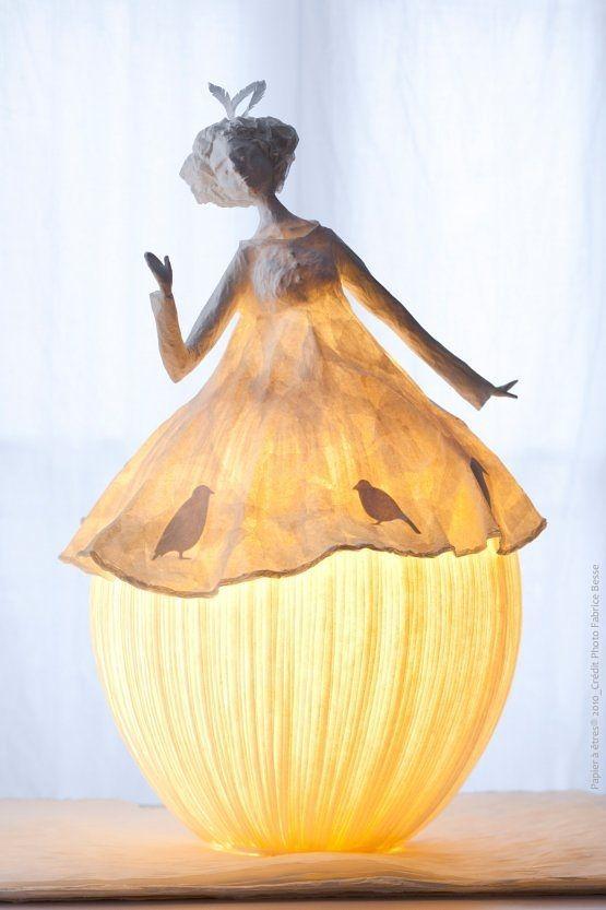 светильник из папье-маше: 7 тыс изображений найдено в Яндекс.Картинках