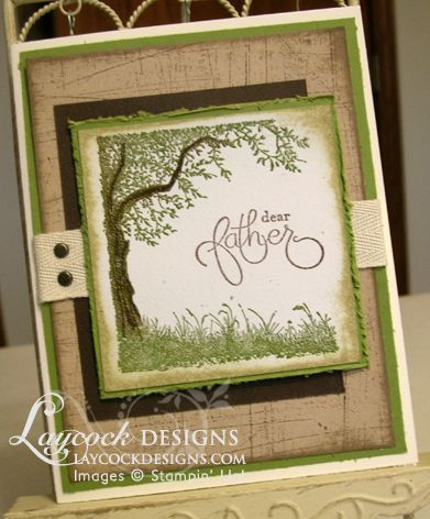 Nature Silhouettes Stamp set