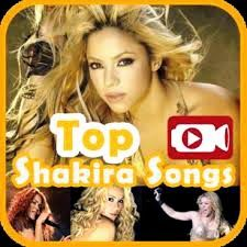 Shakira Super Hit Songs Information: Song: La Tortora Song: Give It Up To Me Song: Loca Song:Waka Waka Song: La La La Song: Don't Bother