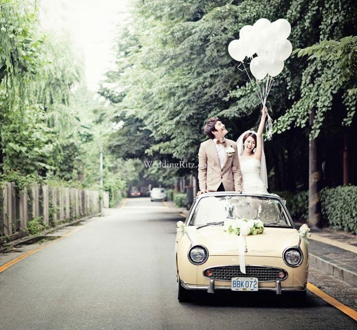 Korea wedding photographer in the Seojun Style