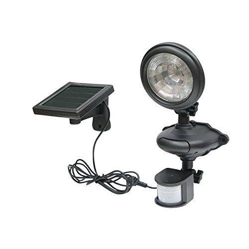 Cogex - COGEX Lampe solaire de sécurité avec détecteur de mouvement: Cet article Cogex - COGEX Lampe solaire de sécurité avec détecteur de…