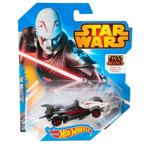 Hot Wheels Star Wars Vehicle - The Inquisitor – Mr Panda's Emporium