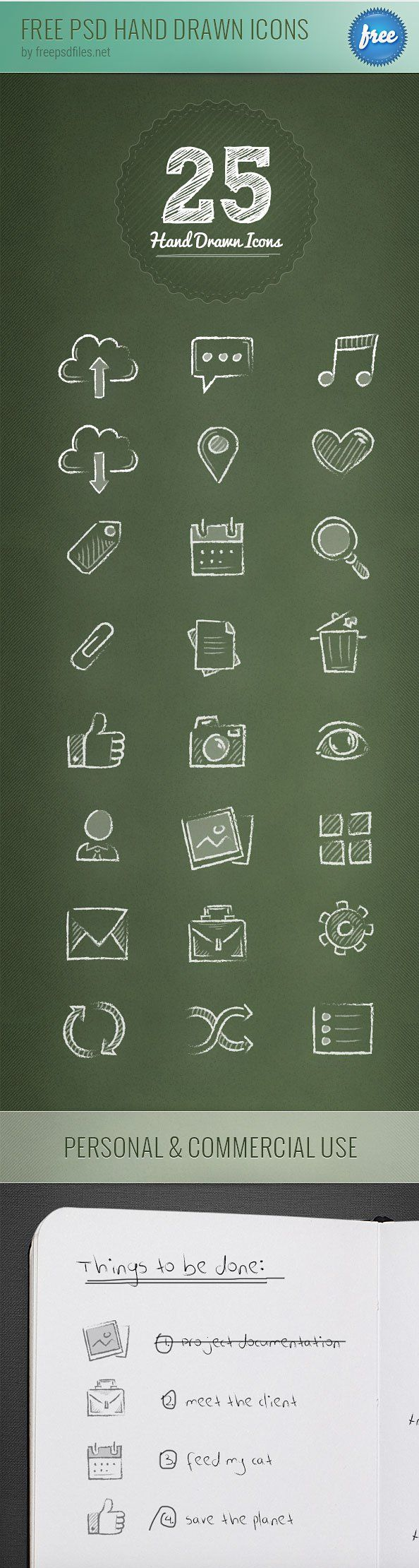 free sketchy icons Google Search 125