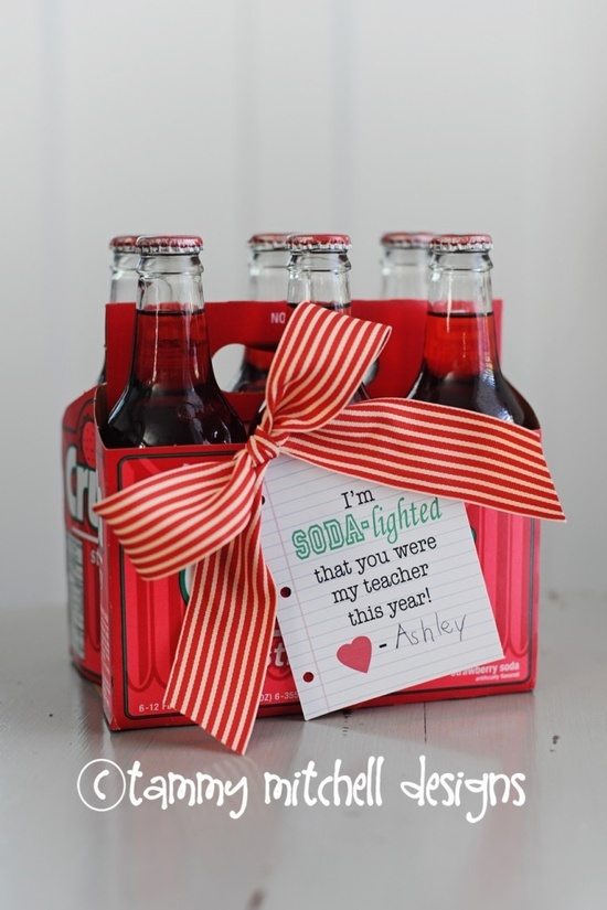 Easy Homemade Teacher Appreciation Craft Ideas