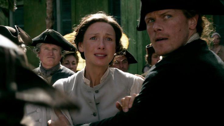 "140+ HQ Screencaps From the Trailer of Episode 3×12 of Outlander ""The Bakra""   Outlander Online"