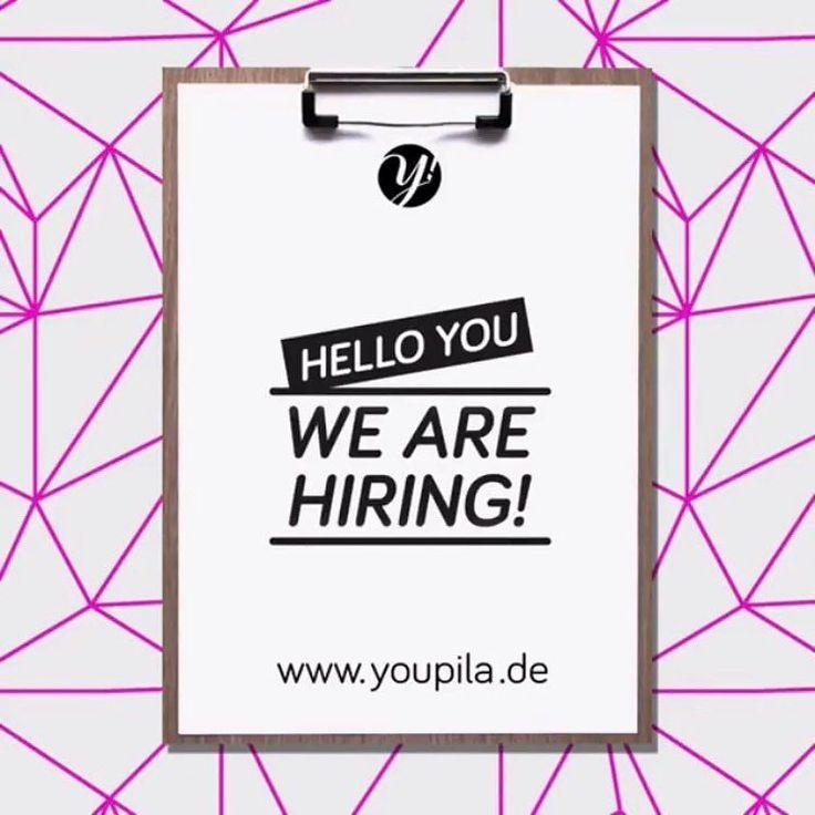 WE ARE HIRING | Für unsere Standorte HAMBURG und DÜSSELDORF suchen wir BARRE WORKOUT TRAINER PILATES TRAINER & POSTNATAL TRAINER  Weitere Infos findet Ihr unter http://ift.tt/2hCh8OJ ___________________ #youpila #youpilacompany #youpilateam #hiring #hamburg #düsseldorf #jobs #wannabepartoftheteam #trainer #barreworkout #pilates #postnatal #ballerina #urban #finestbarreintown #barre