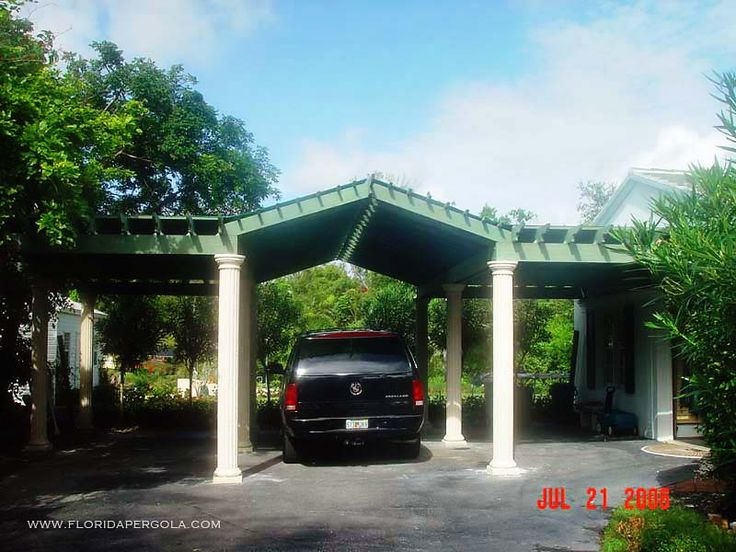 Carports Pergola Kits : Ideas about pergola carport on pinterest pergolas