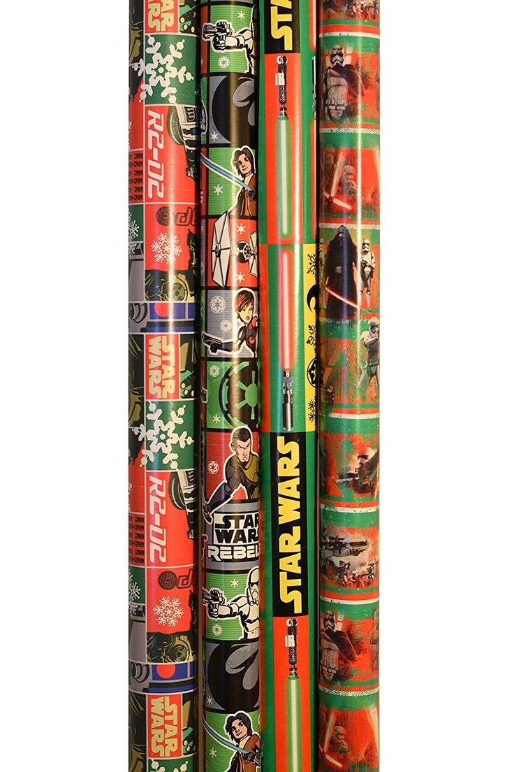 The 25+ best Star wars wrapping paper ideas on Pinterest | Jedi ...