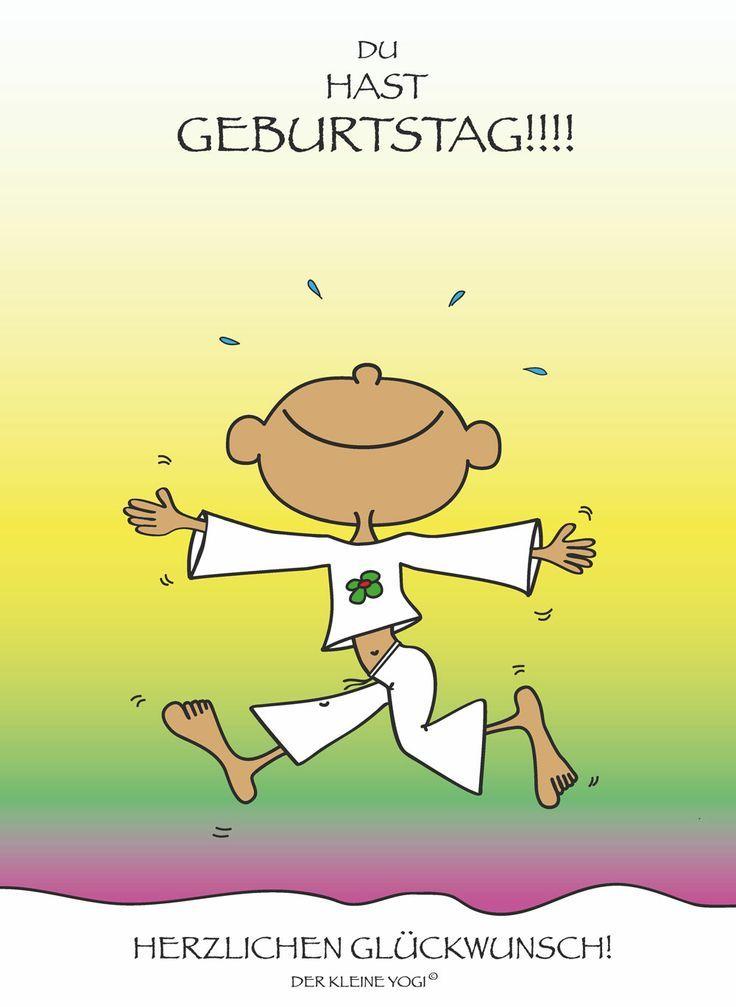 Der Kleine Yogi Du Hast Geburtstag Herzlichen Gluckwunsch